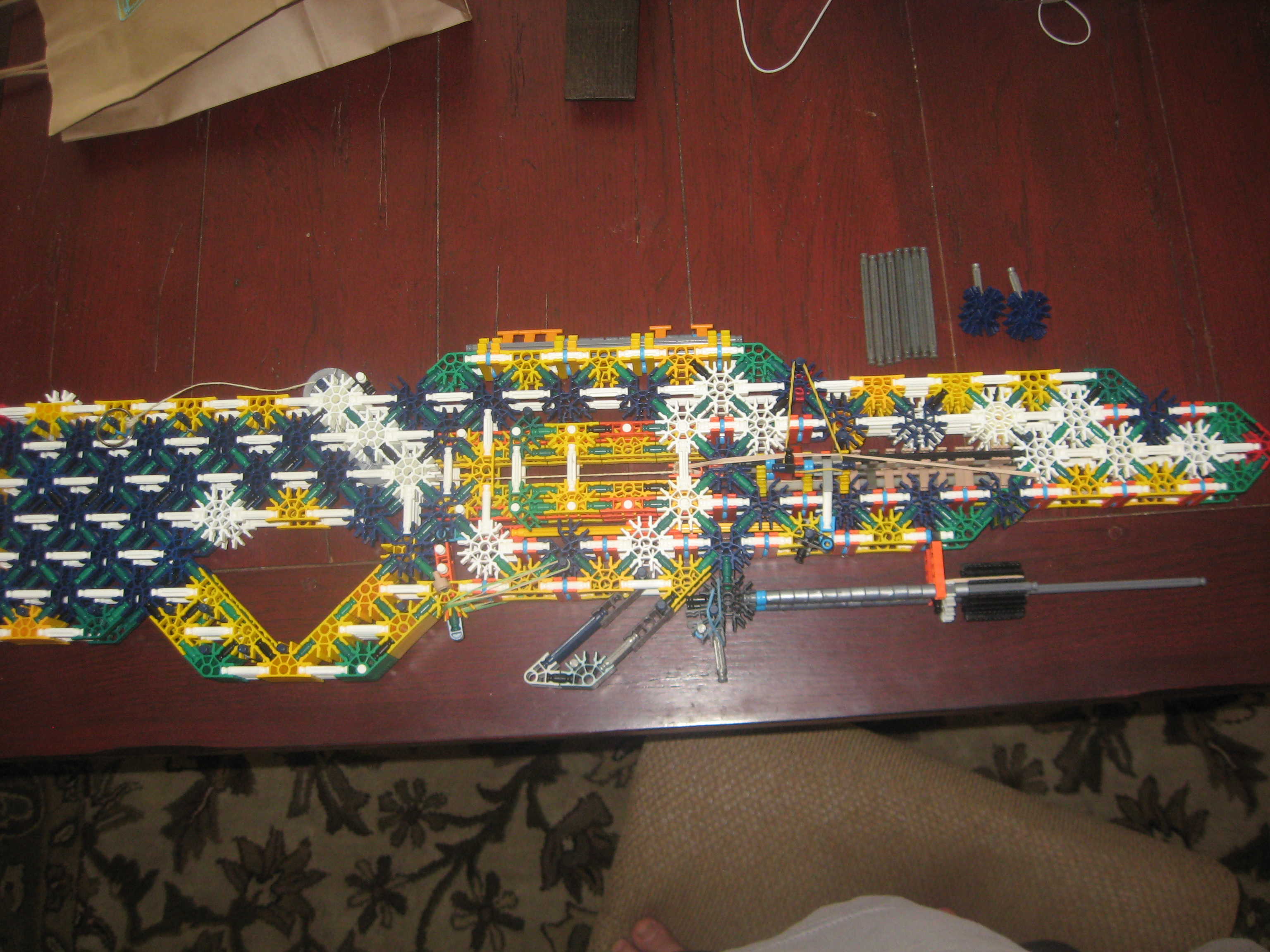 Knex Battle Rifle