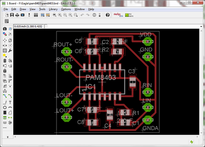 PCB Design and Creating the Mask