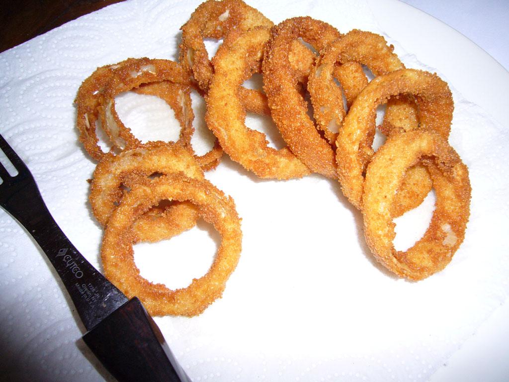 Goooulish Onion-O's (Onion Rings)