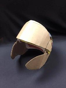 Creating the Helmet Shape