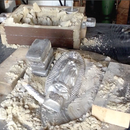 How to Do Aluminum Casting Using Green Sand-Virgin of Guadalupe