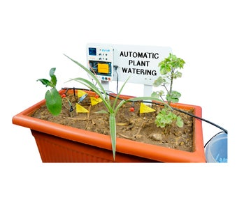 Automatic Plant Watering System Using Arduino Based Embedded Platform