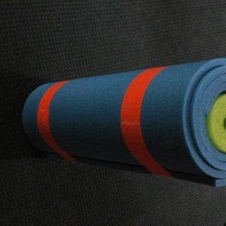 Cheap DIY Massaging Roller
