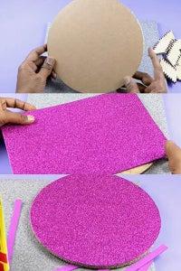 Paste Glitter Sheet!