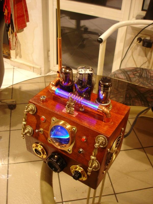 Steampunk Radio Mp3