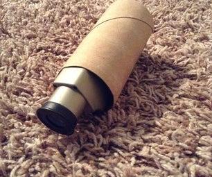 Toilet Paper Roll Telescope