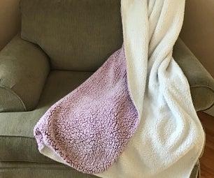 缝一条舒适的毯子!