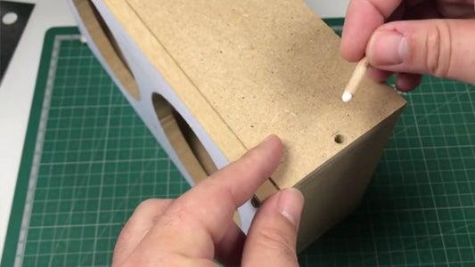 Speaker Box Part One...