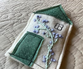 The Green One - a Lavender Sachet