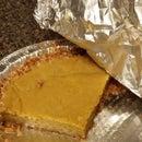 Cereal Crust Pumpkin Squash Pie