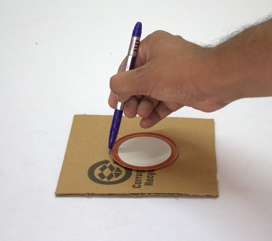Make the Cardboard Ring