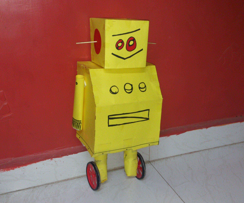 Balancing Instructable Robot