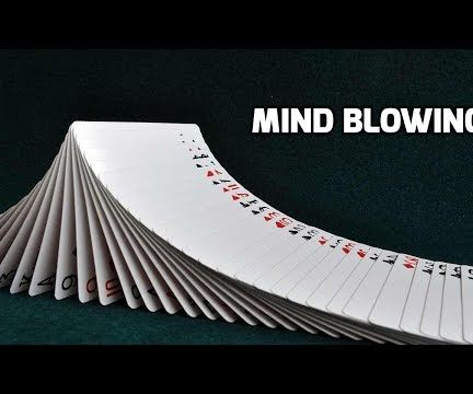 How to Do Mind Blowing Card Trick