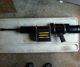 Build a Pneumatic Air Rifle