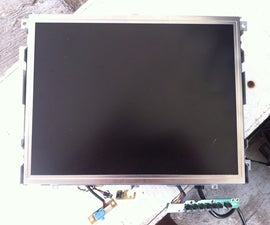 LCD TV Backlight Repair From CCFL to LED