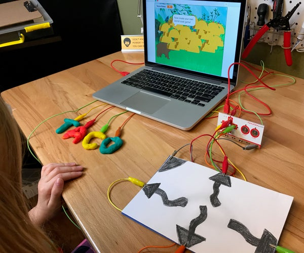 Secret Codes With Scratch 3 Makey Makey Extension