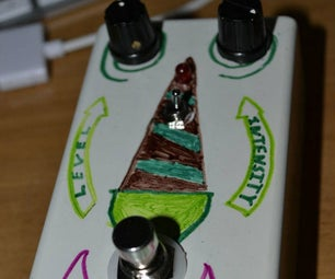 Build Your Own Guitar Effects Pedal!