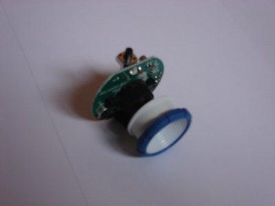 Remove PCB and Lens Enclosure