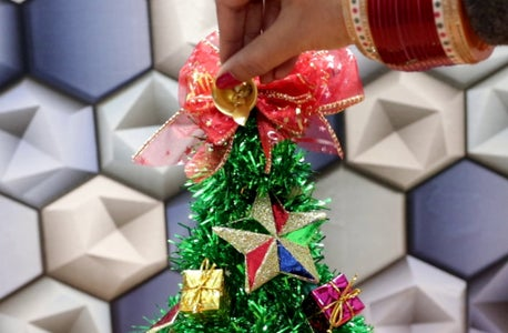 Bells and Star Decoration