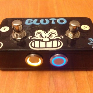 Bluetooth Page-turner Pedal for Sheet Music Apps