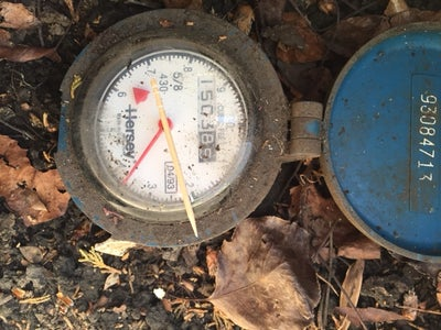 Turn Off All Water in Your Home and See If the Meter Moves