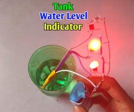 Tank Water Level Indicator