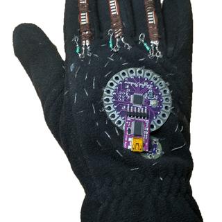 Interactive Gloves