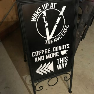 Easy Professional Chalk Art Signs