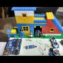 Full Home Automation with E-Mail Notifications using Arduino,ESP8266 & Python