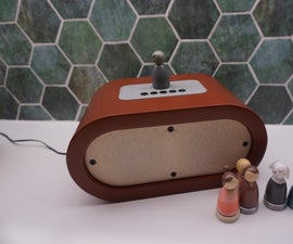RFID Internet Radio