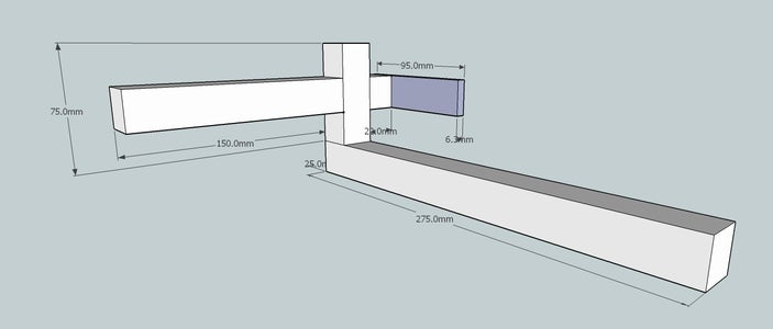 Bracket for an Angle Grinder and Modifications