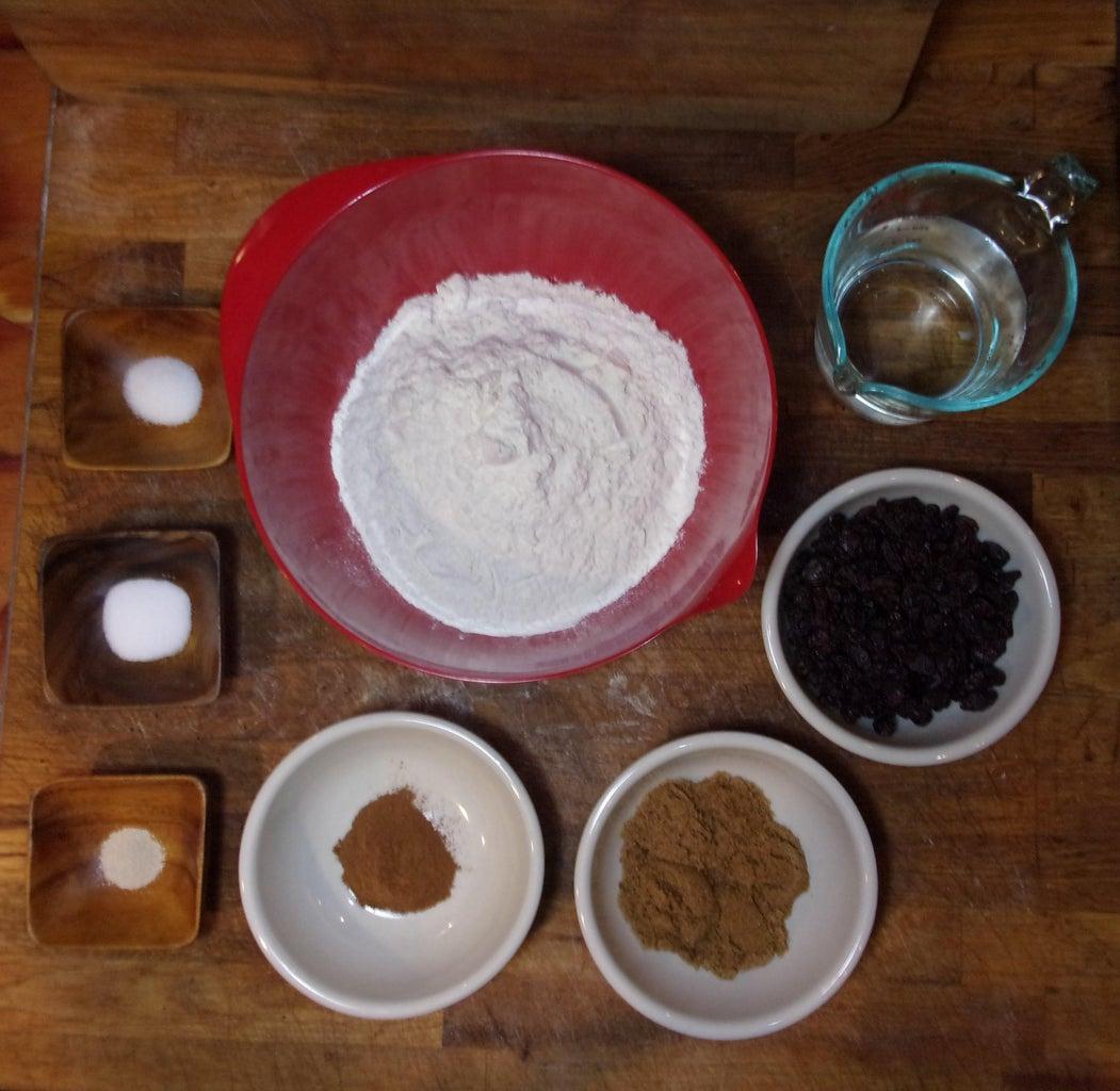 Gathering Your Ingredients