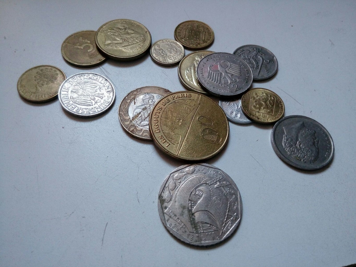 Picking Your Coins