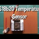 DS18b20 Temperature Sensor As a Thermostat
