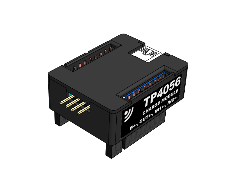 IOT123 - D1M BLOCK - TP4056 Assembly