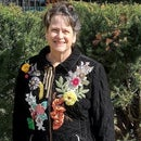 Wearable Fiber Art Embellished Jacket