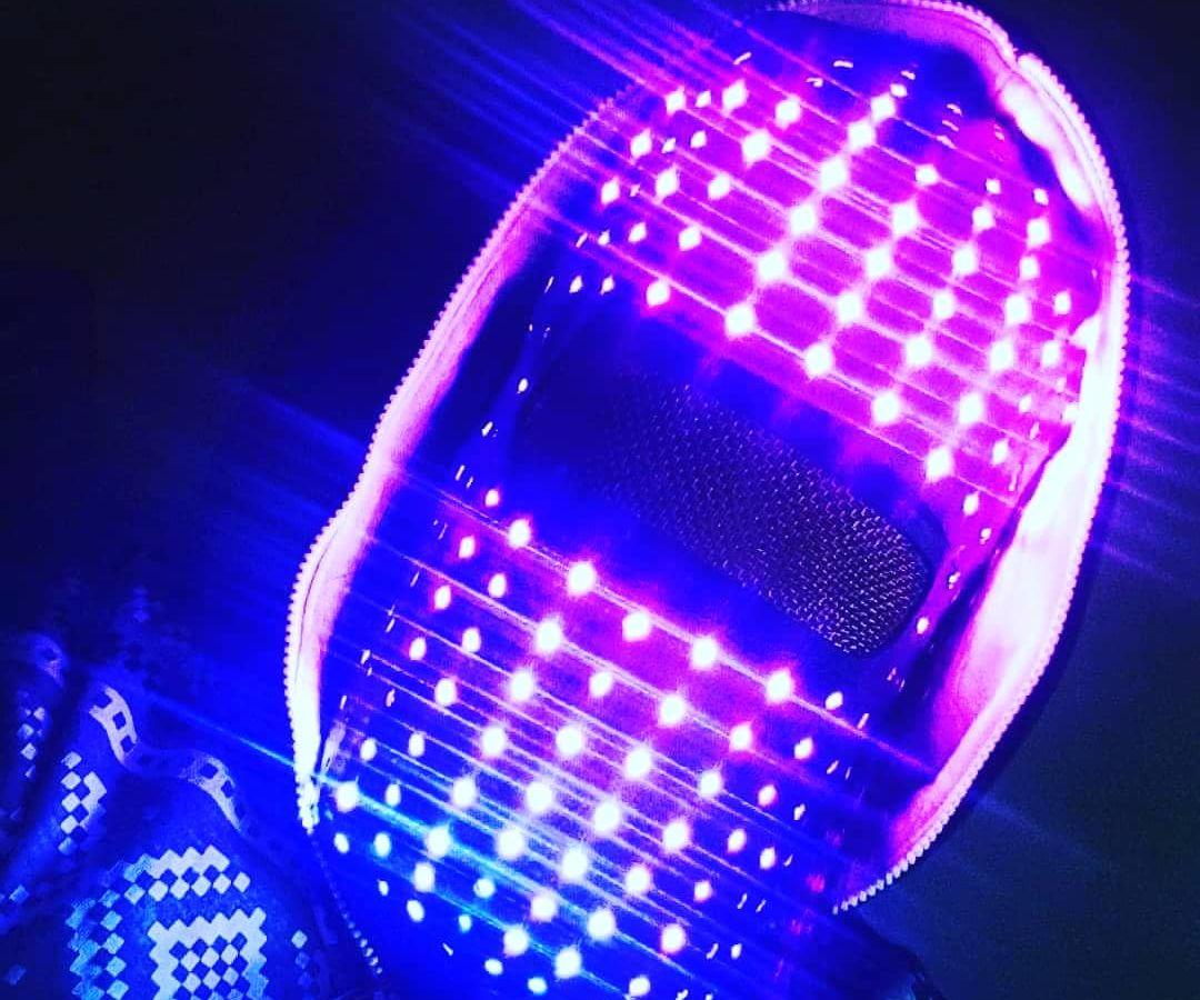 LED MASK/JOWST MASK