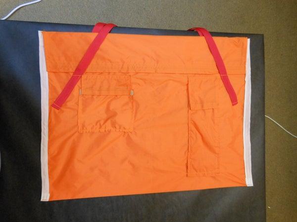 Making a Laser Cutter Materials Travel Bag