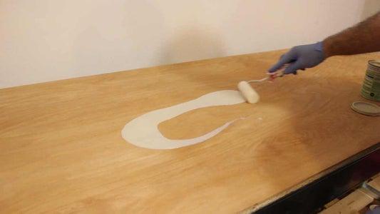 Finishing / Sanding / Varnishing