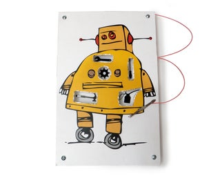 Robot Surgery Game