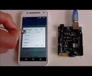 Arduino 101 and Visuino: Control LED From Smartphone With Bluetooth LE