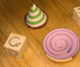 Magnetic Spinning Desk Toy
