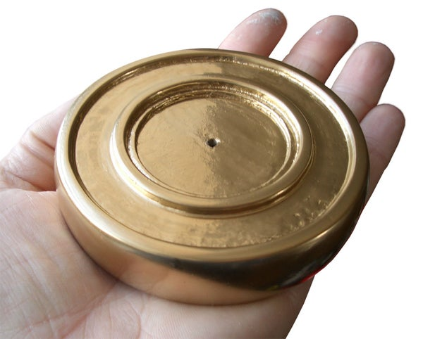 How to Make a Round Thing Without a Lathe (plus Model Making Tips)