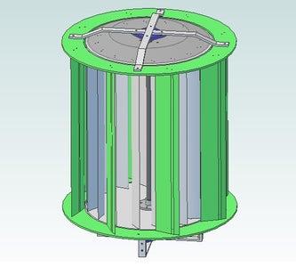 3D Printable Wind Turbine