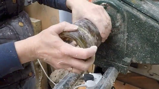 Fitting Lid to the Base