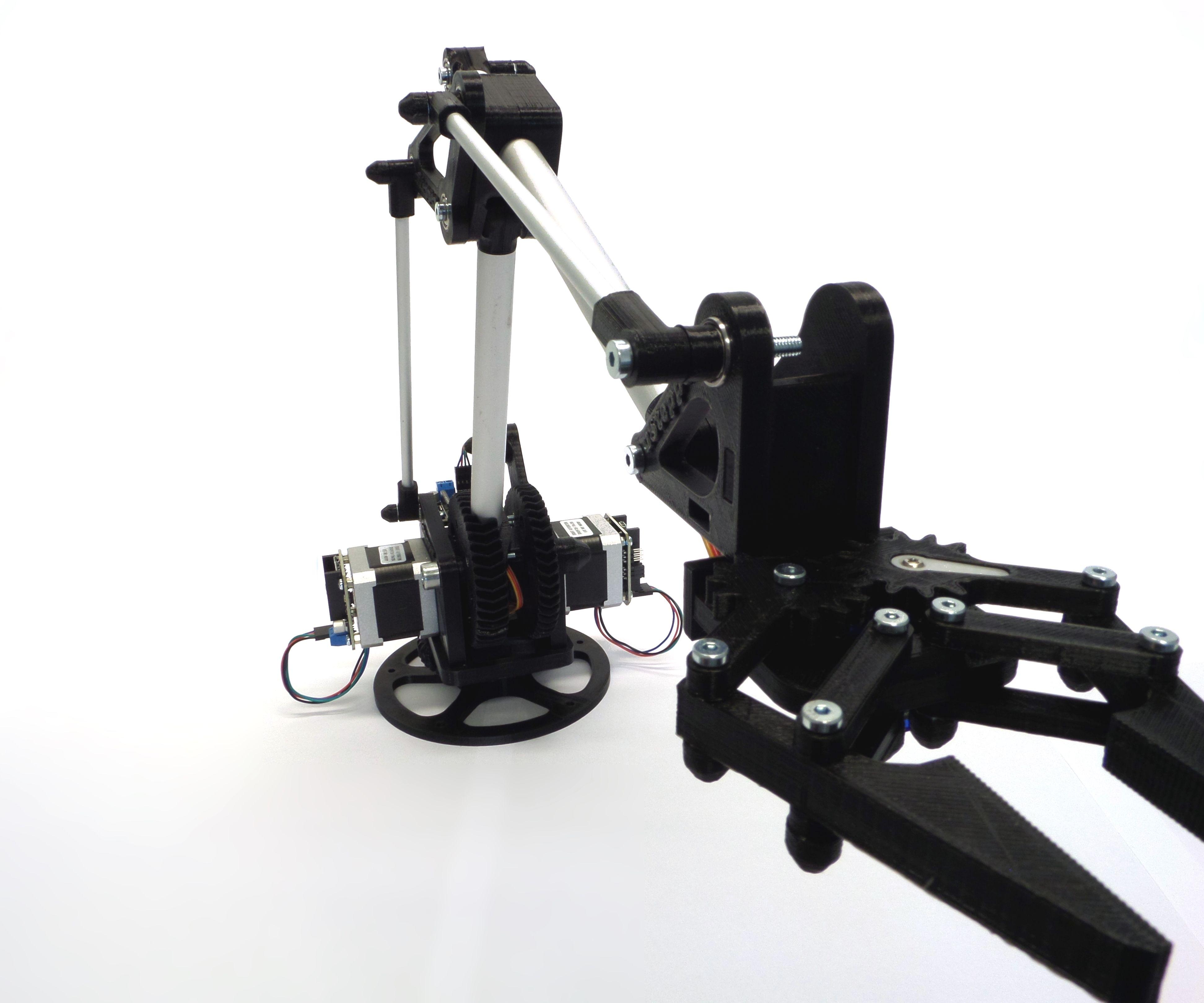 Robot Arm - UStepper