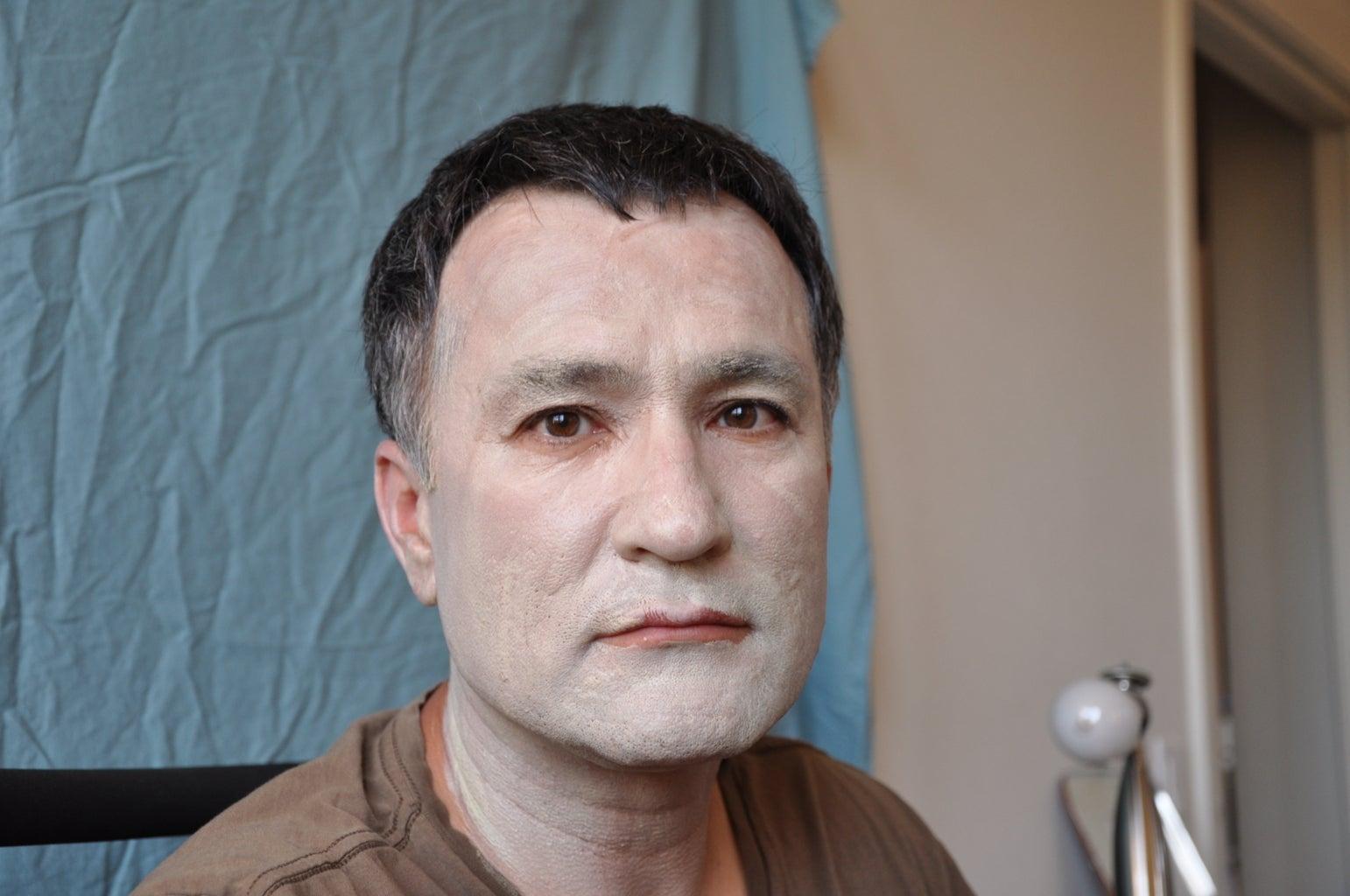 Part 2 - the Zombie: Face Base