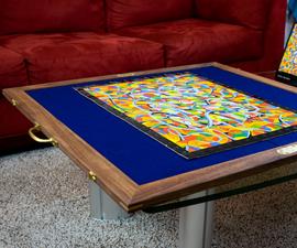 Foldable Puzzle Mat (Game Mat)
