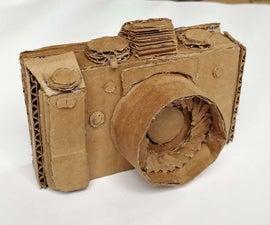 Cardboard Camera Creativity