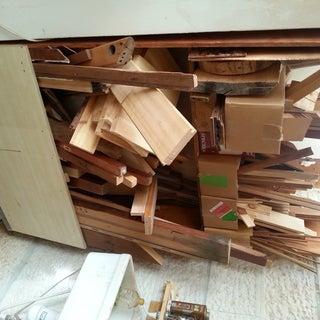 More Than Just a Lumber Cart